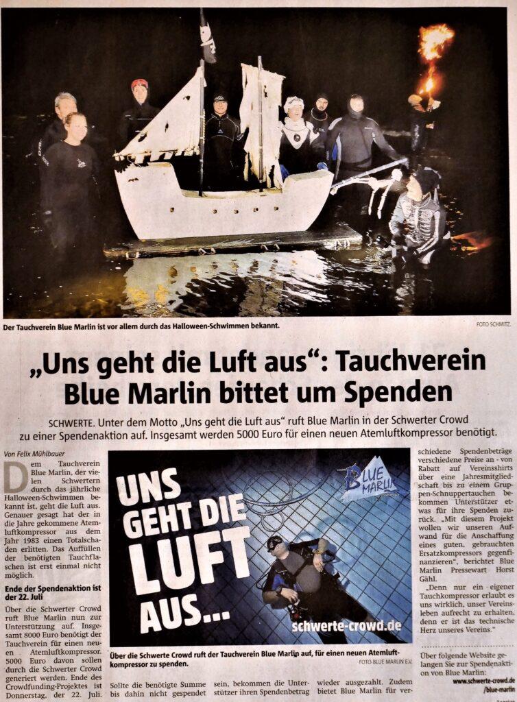 07.07.2021 - Ruhr-Nachrichten zur BMS Schwerte-Crowd
